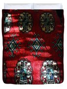 Reflections On A Persian Rug Duvet Cover