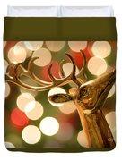 Regal Reindeer Duvet Cover