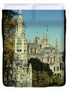 Regaleira Palace I Duvet Cover