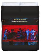 Rehearsal Duvet Cover by Alys Caviness-Gober