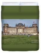 Reichstag Berlin Germany Duvet Cover