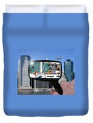 Relaxation Ny Style Duvet Cover