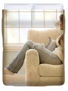 Relaxed Duvet Cover