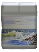 Relentless Harmony Duvet Cover