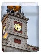 Reloj De Gobernacion 2 Duvet Cover