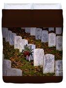 Remember Our Dead Duvet Cover