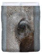Reminiscent Elephant Duvet Cover