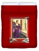Renaissance Christmas Duvet Cover