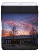 Renzo Piano Pavilion Duvet Cover