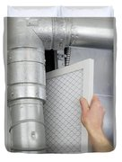 Replace Home Air Filter Duvet Cover