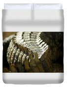 Reptile's Brush Duvet Cover