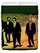 Reservoir Dogs Duvet Cover
