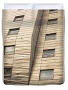 Chelsea High Line Residential Building Duvet Cover
