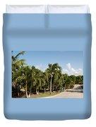 Resort Pathway Duvet Cover