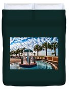 Resort Pool Duvet Cover