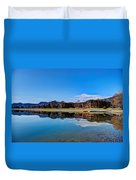 Resort Reflections 2 Duvet Cover