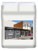 Restart Container Stores Duvet Cover