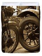 Retired  Duvet Cover