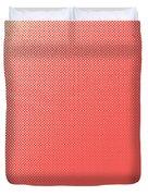 Retro Pattern Duvet Cover