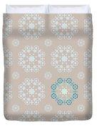 Retro Wallpaper Duvet Cover