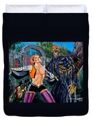 Return Of The Living Dead Duvet Cover