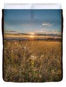 Retzer Autumn Sunset Duvet Cover
