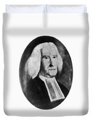 Reverend William Smith Duvet Cover