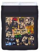 Revolutionary Hip Hop Duvet Cover