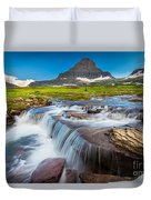 Reynolds Creek Falls Duvet Cover