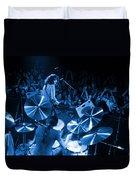 Rg #10 In Blue Duvet Cover