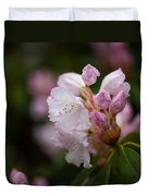 Rhododendron Enborne Duvet Cover