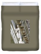 Rialto Bridge Angel Duvet Cover