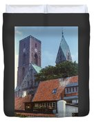 Ribe Catedral  Duvet Cover