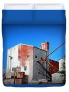 Rice Mill IIi Duvet Cover