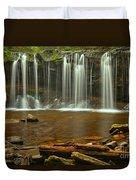 Ricketts Glen Oneida Falls Duvet Cover
