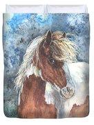Pinto Pony Duvet Cover
