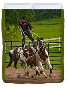 Ride Them Cowboy Duvet Cover