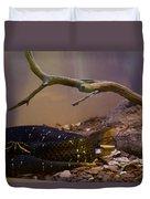 Ridgenosed Rattlesnake 3 Duvet Cover