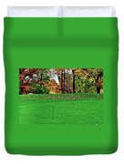 Ridgewood Golf And Country Club Duvet Cover