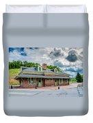 Ridgway Depot 3518c Duvet Cover