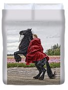 Riding High Duvet Cover