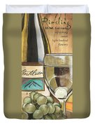 Riesling Duvet Cover