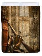 Rifle Duvet Cover