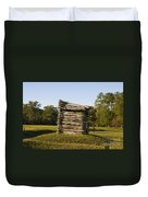 Rifle Tower Ninety Six National Historic Site Duvet Cover