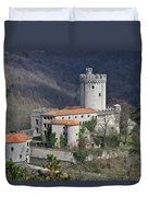 Rihemberk Castle Duvet Cover