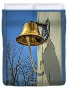 Ring My Bell Duvet Cover