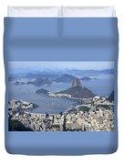 Rio De Janeiro 1 Duvet Cover