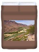 Rio Grande Duvet Cover