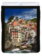 Rio Maggiore Marina Duvet Cover