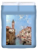 Rio St Barnaba Venice Duvet Cover